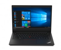 "Lenovo ThinkPad E490 20N8000UTX i7-8565U 8GB 256GB SSD 2GB Radeon RX 550X 14"" Windows 10 Pro Notebook"