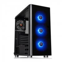Thermaltake V200TG CA-1K8-00M1WN-01 USB 3.0 Midi Tower RGB Temperli Gaming (Oyuncu) Kasa