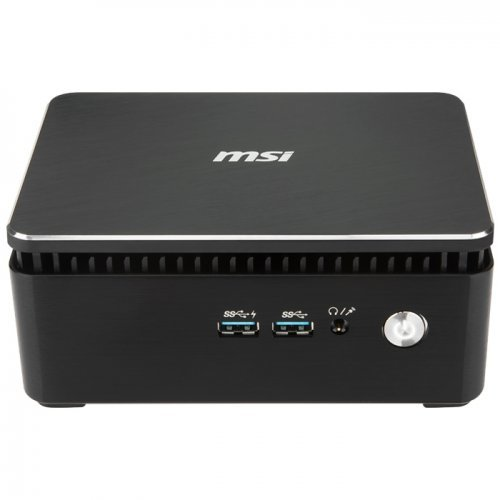 Msi Cubi 3 Silent S-054XTR Intel Core i5-7200U 2.50GHz 8GB 512GB SSD OB FreeDOS Siyah Mini PC