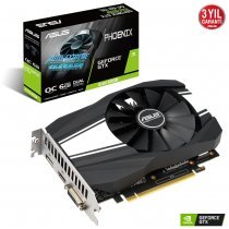 Asus PH-GTX1660S-O6G Phoenix GeForce GTX 1660 Super 6GB GDDR6 192Bit Gaming Ekran Kartı