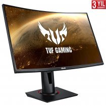 "Asus TUF Gaming VG27VQ 27"" 165Hz 1ms ELMB Flicker-Free VA Full HD Curved Gaming Monitör"