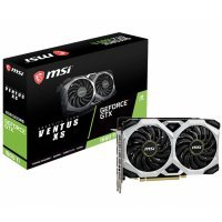 Msi GeForce GTX 1660 Ti Ventus XS 6G 6GB GDDR6 192Bit DX12 Gaming Ekran Kartı