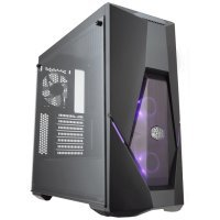 Cooler Master MasterBox K500 RGB LED Fan Mesh Ön Panel Temperli Cam ATX Mid Tower Gaming Kasa - RC-MCB-K500D-KGNN-S00