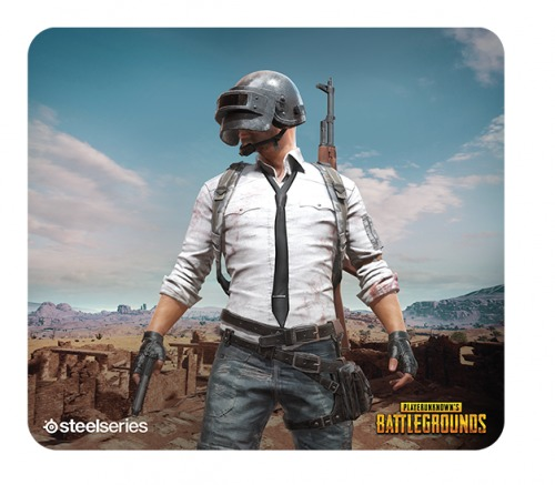 SteelSeries QcK+ PUBG Miramar Edition 63808 Gaming MousePad