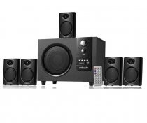 Mikado MD-729FM 5+1 USB+SD+FM Destekli Multimedia Speaker