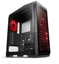 Rampage Phantom 2x12cm Fan USB 3.0 Midi Tower Gaming(Oyuncu) Kasa