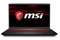 "MSI GF75 Thin 9SC-439XTR i7-9750H 8GB 1TB 256GB SSD 4GB GTX1650 17.3"" FreeDOS Gaming Notebook"