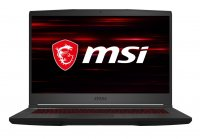 "MSI GF65 Thin 9SD-005XTR i5-9300H 2.40GHz 8GB 512GB SSD 6GB GeForce GTX 1660Ti 15.6"" Full HD FreeDOS Gaming Notebook"