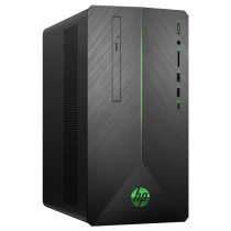 Hp Pavilion 690-0023NT 8TZ07EA AMD Ryzen 5 2600 3.40GHz 8GB 512GB SSD 4GB AMD Radeon RX 580 FreeDOS Mini Tower Gaming Masaüstü Bilgisayar