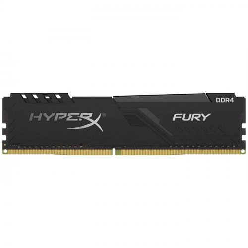 HyperX Fury 16GB (1x16GB) DDR4 2400MHz CL15 Gaming Ram (Bellek) - HX424C15FB3/16