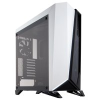 Corsair Carbide Spec-Omega CC-9011119-WW 120mm LED Fan Temperli Cam USB 3.0 Siyah-Beyaz ATX Mid-Tower Gaming Kasa