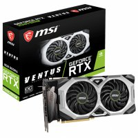 MSI GeForce RTX 2080 Super Ventus XS OC 8GB GDDR6 256Bit DX12 Gaming Ekran Kartı
