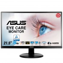 "Asus VA229HR 21.5"" 5ms 75Hz Eye Care Flicker Free LED IPS Full HD Gaming Monitör"