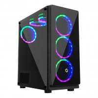 Frisby FC-9280G USB 3.0 650W 80+ Temperli Cam Siyah Mid-Tower Gaming Kasa