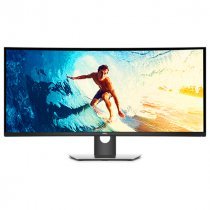"Dell UltraSharp U3818DW 37.5"" 5ms 60Hz USB-C LED IPS WQHD Curved Monitör"