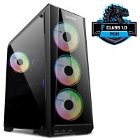 PCH F Class 1.0 [PC Hocası] | R5 1600 RX 5500 XT 8G 8GB DDR4 480GB SSD Gaming PC