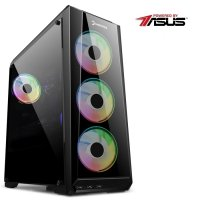 webtekno Silver | R5 2600 580 4G 8GB DDR4 480GB SSD Gaming PC