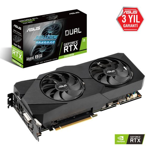 Asus Dual-RTX2060S-A8G-EVO