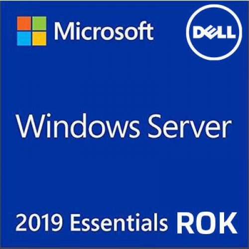 Dell W2K19ESN-ROK 2019 Essential Windows Server (Sunucu) Yazılımı