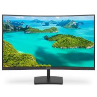 "Philips 271E1SCA 27"" 4ms 75Hz FreeSync Flicker-Free VA WLED Full HD Curved Gaming Monitör"