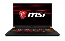 "MSI GS75 Stealth 8SF-095XTR Intel Core i7-8750H 2.20GHz 16GB DDR4 256GB SSD 8GB GDDR6 RTX2070 Full HD 17.3"" FreeDOS Gaming Notebook"