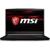 "MSI GF63 8RC-209TR i7-8750H 2.20GHz 8GB DDR4 128GB SSD+1TB GTX 1050 GDDR5 4GB 15.6"" Full HD Win10 Gaming Notebook"