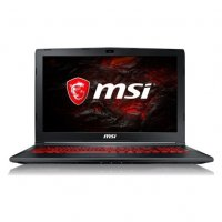 "MSI GL62M 7RDX-2246XTR i5-7300HQ 2.50GHz 8GB DDR4 128GB SSD+1TB 2GB GTX1050 15.6"" FHD FreeDOS Gaming Notebook"