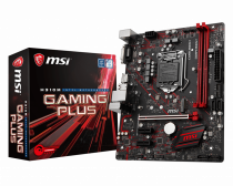 MSI H310M Gaming Plus Intel H310 Soket 1151 DDR4 2666Mhz mATX Gaming Anakart