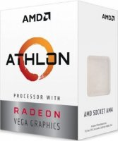 AMD Athlon 240GE 3.50Ghz 2/4 5MB Soket AM4 35W 14nm İşlemci