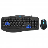 Frisby FK-G450QU Gamemax Gaming (Oyuncu) Klavye Mouse Set