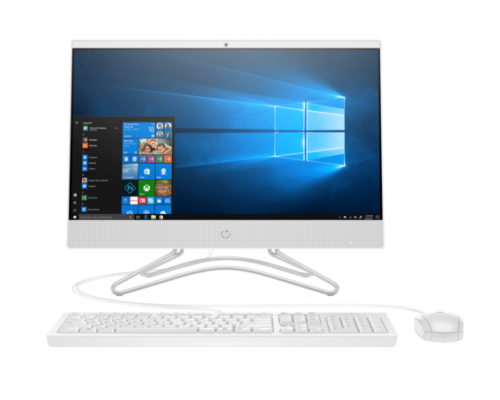 "Hp 22-C0064NT 8UN10EA i5-9400T 1.80GHz 4GB 1TB 128GB SSD 21.5"" Full HD FreeDOS All In One PC"