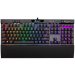 Corsair K70 RGB MK.2 RapidFire CH-9109018-TR Cherry MX Low Profile Speed TR Q Mekanik Kablolu Gaming Klavye