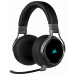 Corsair Virtuoso RGB Wireless Carbon CA-9011185-EU Mikrofonlu 7.1 Surround Kablosuz Gaming Kulaklık