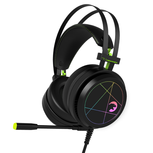 GamePower Medusa Rainbow 7.1 Surround Gaming Kulaklık