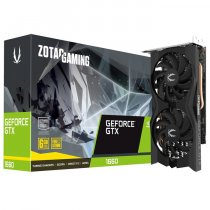 Zotac Gaming GeForce GTX 1660 Twin Fan ZT-T16600K-10M 6GB GDDR5 192Bit DX12 Gaming Ekran Kartı