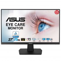 "Asus VA27EHE 27"" 5ms 75Hz Adaptive-Sync Flicker-Free IPS Full HD Gaming Monitör"