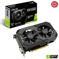 Asus TUF-GTX1660S-6G-GAMING GeForce GTX 1660 Super 6GB GDDR6 192Bit DX12 Gaming (Oyuncu) Ekran Kartı