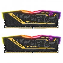 Team T-Force Delta TUF Gaming Alliance RGB 16GB (2x8GB) DDR4 3200MHz CL16 Gaming Ram