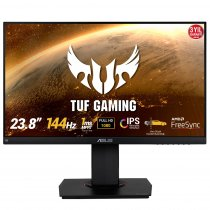"Asus TUF Gaming VG249Q 23.8"" 1ms 144Hz ELMB Adaptive-Sync Flicker-Free IPS Full HD Gaming Monitör"