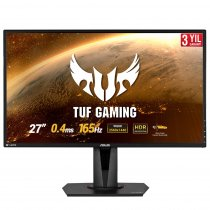 "Asus TUF Gaming VG27BQ 27"" 0.4ms 165Hz ELMB Adaptive-Sync Flicker-Free TN WQHD Gaming Monitör"