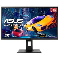 "Asus VP28UQGL 28"" 1ms 60Hz Adaptive-Sync Flicker-Free TN 4K UHD Gaming Monitör"