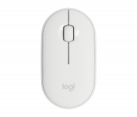 Logitech Pebble M350 White 910-005716 1000DPI 3 Tuş Optik Kablosuz Mouse