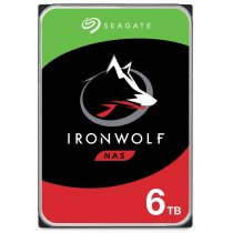 "Seagate Ironwolf ST6000VN001 3.5"" 6TB 5400Rpm 256MB 210MB/s Nas Disk"