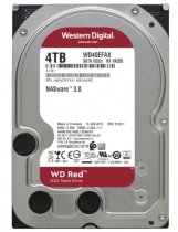 "WD Red WD40EFAX 4TB 3.5"" 5400Rpm 256MB SATA 3 NAS Harddisk"