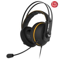 Asus Tuf Gaming H7 Core Yellow 3.5mm Kablolu Gaming (Oyuncu) Kulaklık