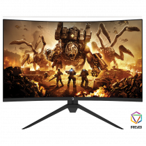 GamePower Intense X20 Curved 27'' 1ms 165Hz RGB Gaming Monitör