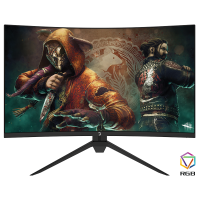 GamePower Intense X40 27'' 1ms 240Hz Curved RGB Gaming Monitör (Samsung VA Panel)