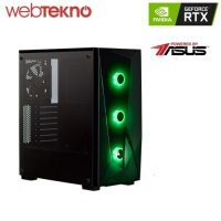 Battle Silver [webtekno] | RTX 2060 6G 16GB DDR4 480GB SSD Gaming PC