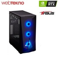 Battle Bronze [webtekno] | RTX 2060 6G 16GB DDR4 480GB SSD Gaming PC