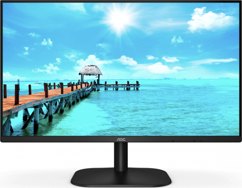 "AOC 27B2H 27"" 7ms 75Hz FlickerFree IPS WLED Full HD Monitör"